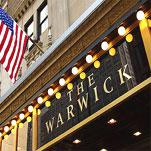 Photo NEW YORK Warwick Hotel 4* 5 J / 3 N